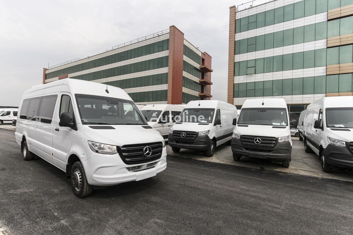 новый пассажирский микроавтобус MERCEDES-BENZ IDILIS 516 19+1+1 *COC* 5500kg * Ready for delivery