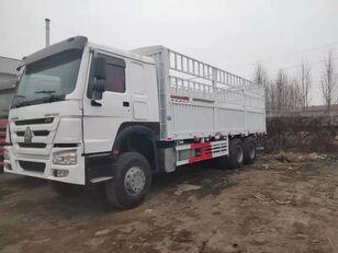 автофургон HOWO Cargo truck
