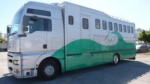 грузовик коневоз MERCEDES-BENZ ACTROS 25 42