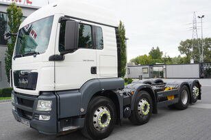 грузовик шасси MAN TGS 35.400 8x2x6 BL