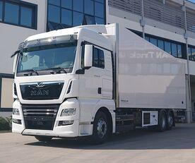новый изотермический фургон MAN TGX 26.470 6X2-4 LL