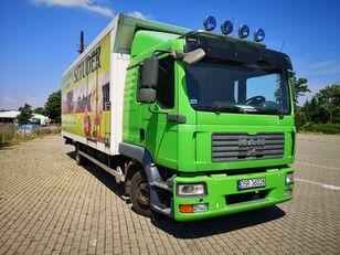 изотермический фургон MAN Tgl 12.240
