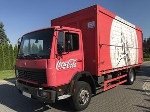 изотермический фургон MERCEDES-BENZ 1217 eco power