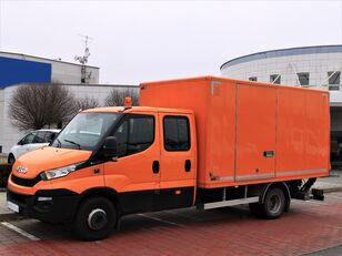 изотермический фургон IVECO Daily 125kW, topení, záruka, servis