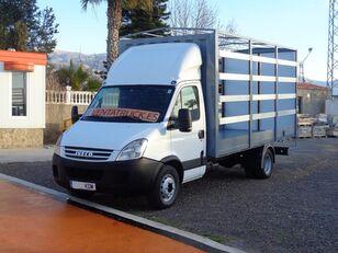 тентованный грузовик IVECO 65C18 FRUTERA