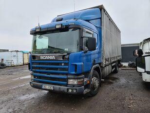 тентованный грузовик SCANIA 94D260 Exportamos a Paraguay