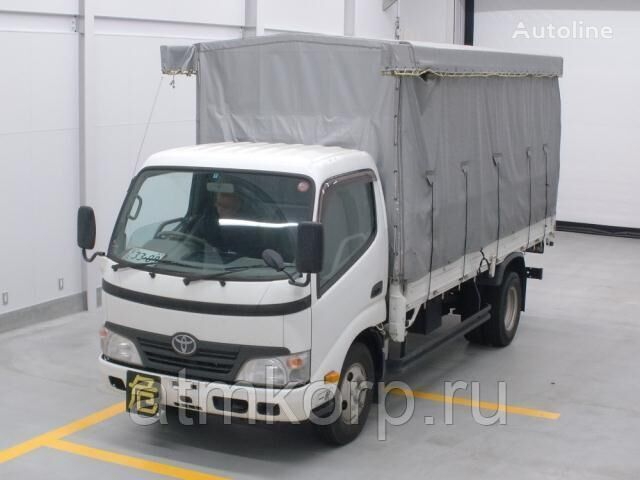 тентованный грузовик TOYOTA DYNA XZU344
