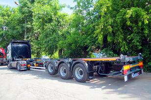 новый полуприцеп контейнеровоз ЧМЗАП 9911-053-ПЛ-01