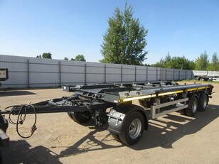 новый прицеп контейнеровоз АПС 853225