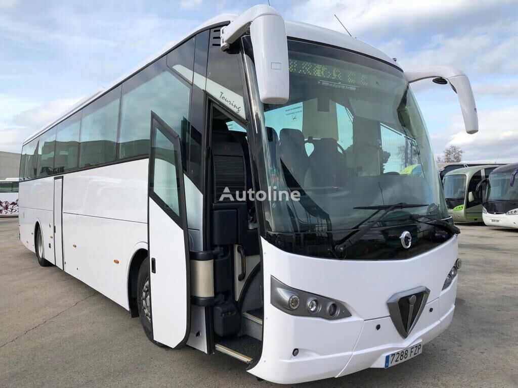 туристический автобус IVECO EURORIDER C45A NOGE TOURING 54+1+1+WC
