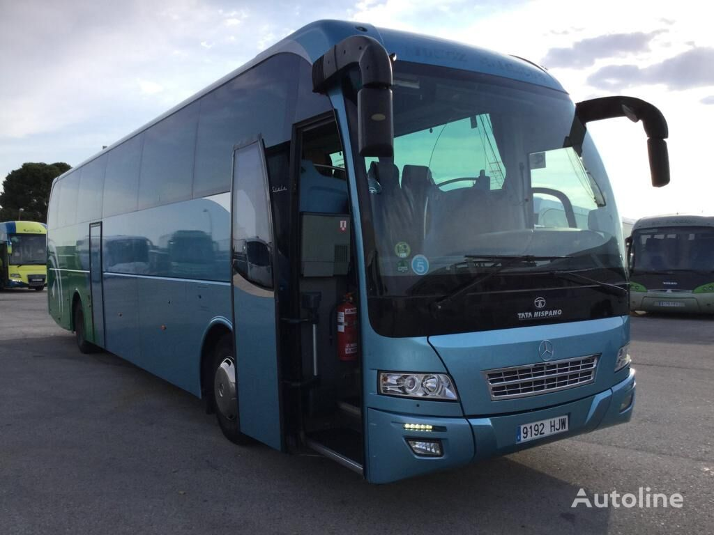 туристический автобус MERCEDES-BENZ OC500 HISPANO SCALA 59+1+1