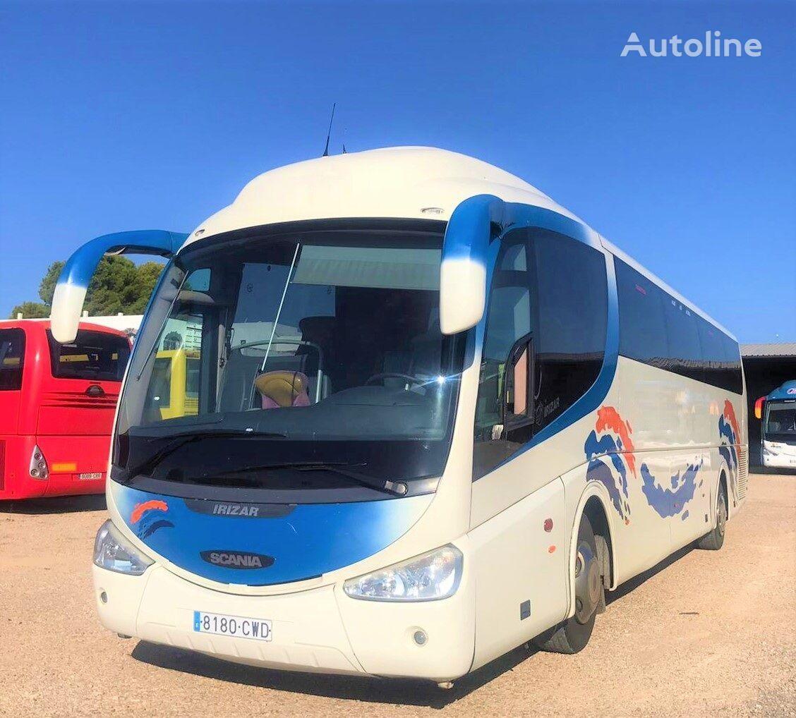 туристический автобус SCANIA K124 - IRIZAR PB + 420 CV + 477.790 KM REALES