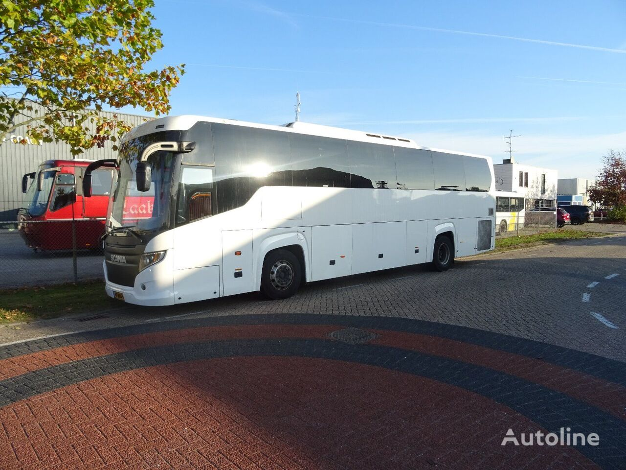 туристический автобус SCANIA Touring