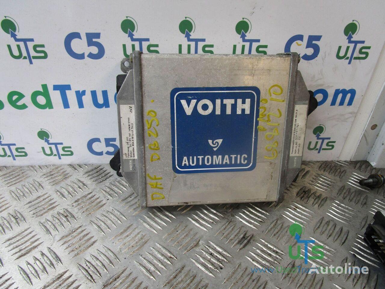 блок управления Voith GEARBOX ECU для грузовика DAF
