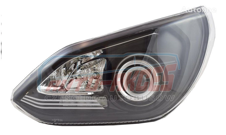 новая фара Head lamp LED XENON для автобуса SETRA S515 HDH S 516 HDH S 517 HDH S 531